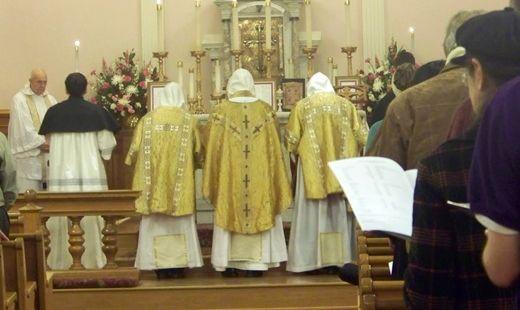 Rekolekcje adwentowe i Msze św. w rycie dominikańskim - Aktualności Rzeszów