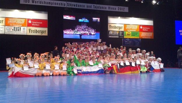 Światowe sukcesy zespołów z MDK - Aktualności Rzeszów