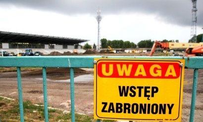 Ciało kobiety znaleziono na stadionie w Mielcu - Aktualności Podkarpacie