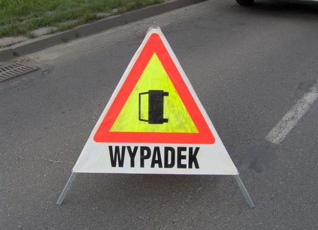 Tir zablokował drogę w Baranowie Sandomierskim - Aktualności Podkarpacie