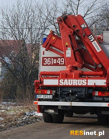 Dwie osoby ranne w pożarze domu - Aktualności Podkarpacie