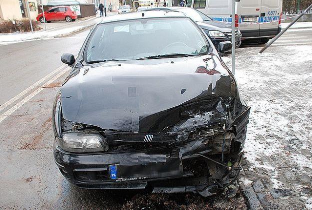 Jedna osoba ranna w wypadku w Jaśle - Aktualności Podkarpacie