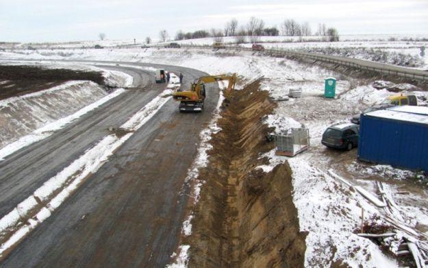 W ponad 2 lata zbudowali pół odcinka autostrady A4 - Aktualności Podkarpacie