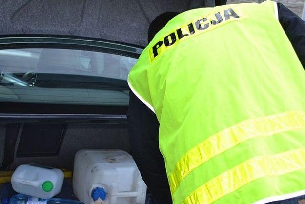 Kradli olej napędowy z ciężarówek - Aktualności Podkarpacie