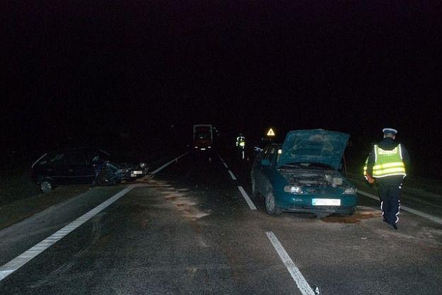 2 osoby ranne w wypadku w Ropczycach - Aktualności Podkarpacie