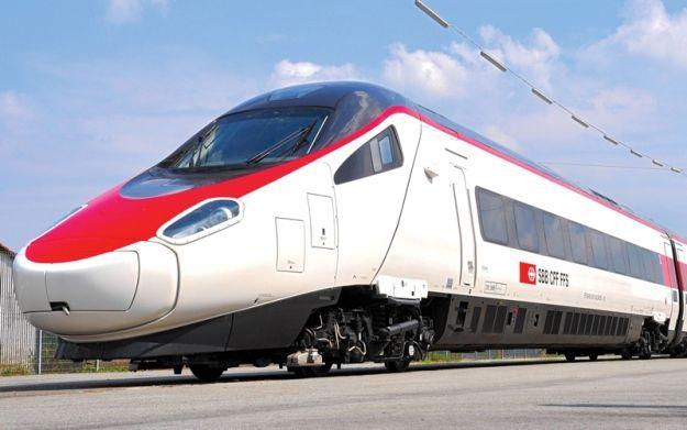 Pociąg Pendolino pojedzie do Rzeszowa - Aktualności Rzeszów