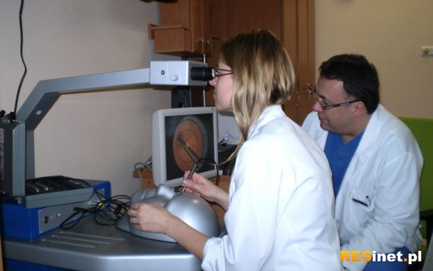 Uczą chirurgii oka w wirtualnej rzeczywistości i na bloku operacyjnym - Aktualności Rzeszów