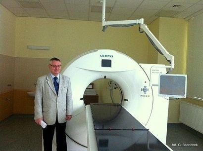 Nowy tomograf w Podkarpackim Centrum Onkologii  - Aktualności Rzeszów