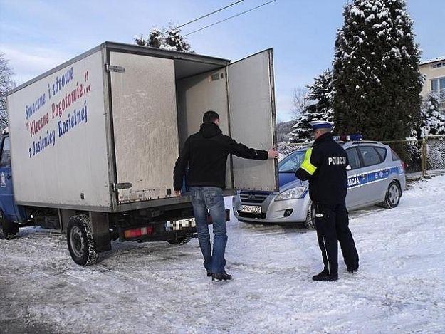 Policjanci kontrolowali sprawność techniczną pojazdów - Aktualności Podkarpacie