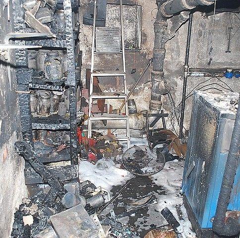 Pożar budynku wielorodzinnego w Młodowicach - Aktualności Podkarpacie