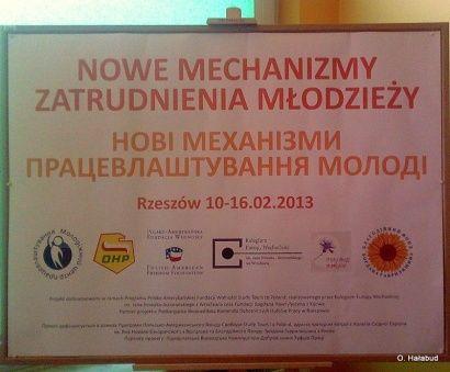 """Projekt """"Nowe mechanizmy zatrudnienia młodzieży"""" - Aktualności Rzeszów"""