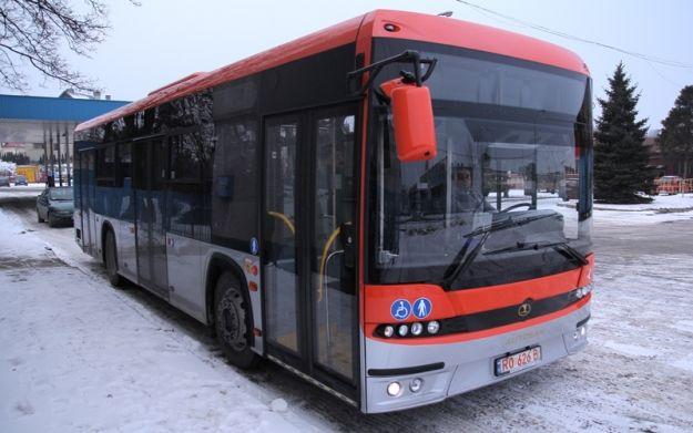 W połowie lutego przyjadą kolejne autosany - Aktualności Rzeszów