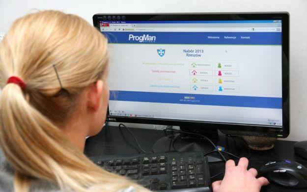 Rusza elektroniczny nabór do szkół i przedszkoli - Aktualności Rzeszów