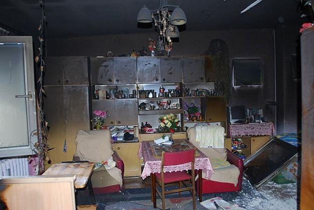 Tragiczny pożar w Strzyżowie - Aktualności Podkarpacie