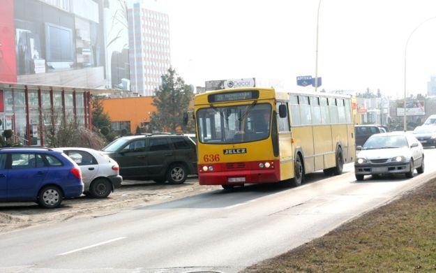 Ścieżka dla rowerzystów zamiast parkingu - Aktualności Rzeszów