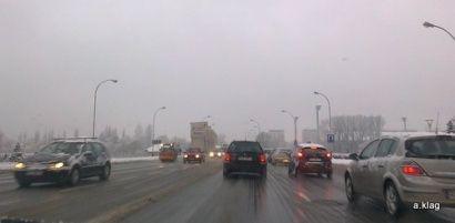 Zimowe utrzymanie dróg na terenie Podkarpacia  - Aktualności Podkarpacie