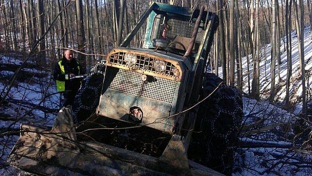 Dwóch mężczyzn rannych przy wycince drzew - Aktualności Podkarpacie