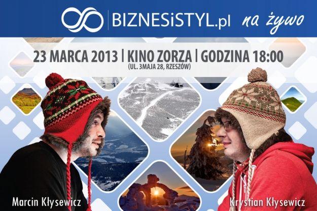 Spotkanie z braćmi Kłysewicz - Aktualności Rzeszów