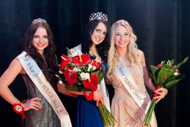 Ukrainki wygrały konkurs pięknosci na WSIiZ - Aktualności Rzeszów