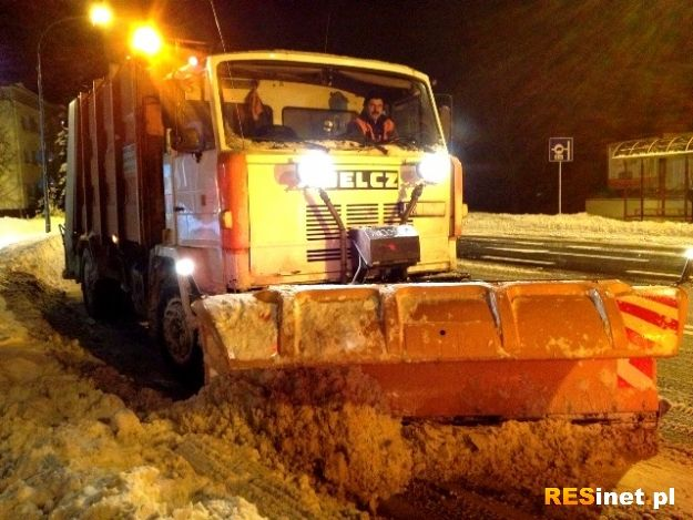Ostrzeżenie! Intensywne opady śniegu - Aktualności Podkarpacie