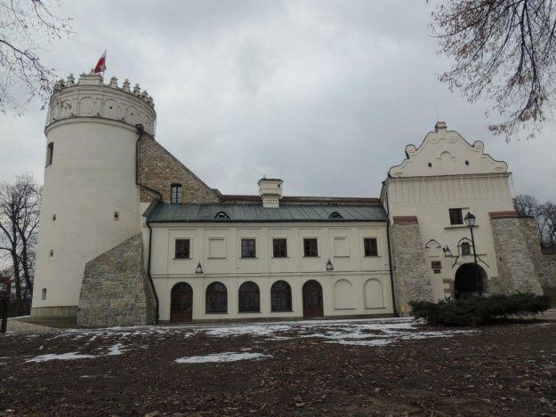 Zamek Kazimierzowski w Przemyślu odzyskał dawną urodę - Aktualności Podkarpacie
