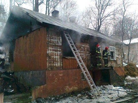 Dwójka dzieci zginęła w pożarze domu w Nowym Żmigrodzie - Aktualności Podkarpacie