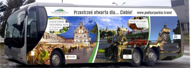 Podkarpackie przestrzeń otwarta ...dla  turystów - Aktualności Rzeszów