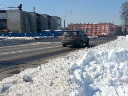 Długa zima - mniej pieniędzy na remonty dróg  - Aktualności Podkarpacie