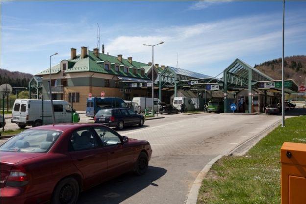 Przejście graniczne w Krościenku dostępne on-line - Aktualności Podkarpacie