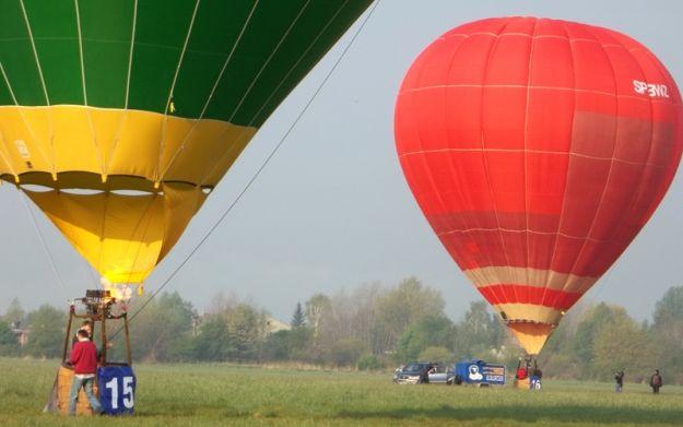 Kolorowe balony znów ozdobią krośnieńskie niebo - Aktualności Podkarpacie