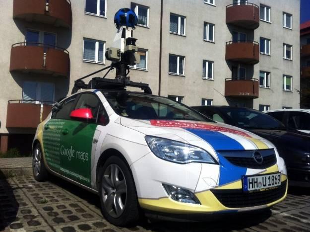 Zobacz Rzeszów w Google Street View - Aktualności Rzeszów