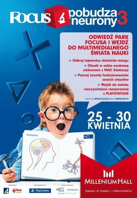 Mobilne centrum nauki w Millenium Hall - Aktualności Rzeszów