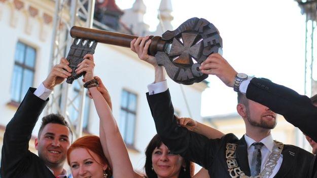 (VIDEO) Studenci przejęli miasto - Aktualności Rzeszów