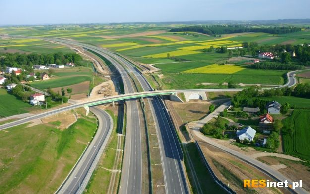 Kierowcy jeżdżą A4 z Jarosławia do Radymna - Aktualności Podkarpacie
