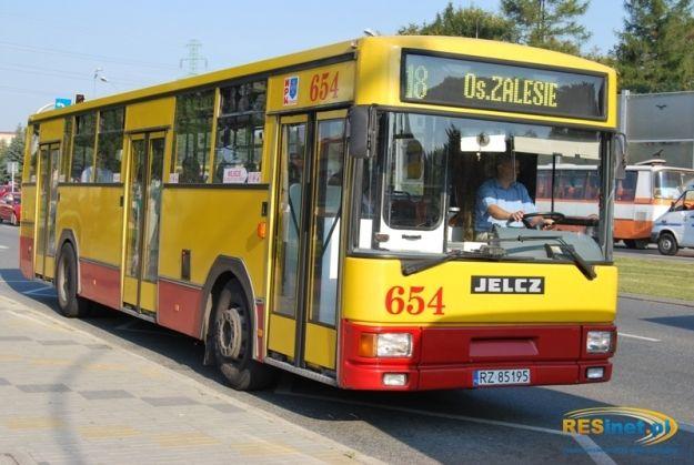Zmiana kursu linii nr 8 - Aktualności Rzeszów