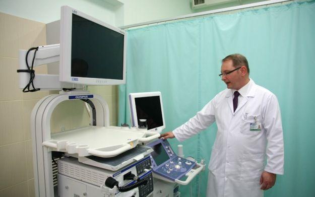 Pierwsza w regionie pracownia endosonografii - Aktualności Rzeszów