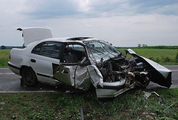 Śmiertelny wypadek na trasie Oleszyce - Lubaczów - Aktualności Podkarpacie