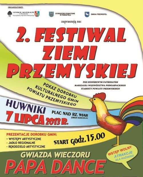 Festiwal Ziemi Przemyskiej - Aktualności Podkarpacie