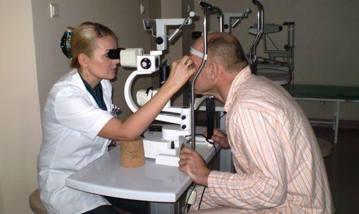 Okulista może zdiagnozować prostatę lub cukrzycę - Aktualności Podkarpacie