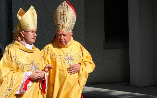 Ingres biskupa Jana Wątroby - Aktualności Rzeszów