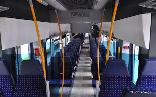 Nowe pociągi mają przyciągnąć pasażerów  - Aktualności Podkarpacie