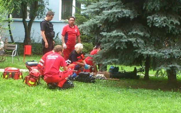 Śmierć 61-letniego rowerzysty przy bloku na ul. Popiełuszki - Aktualności Rzeszów