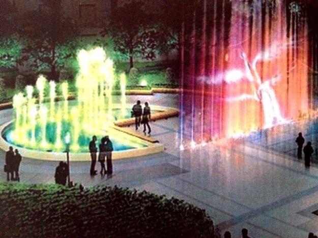 Otwarcie fontanny multimedialnej w Rzeszowie - Aktualności Rzeszów
