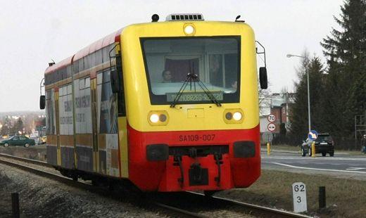 Taniej za pociągi - Aktualności Podkarpacie