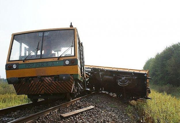 Wypadek kolejowy w Lipie - Aktualności Podkarpacie