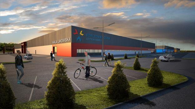 Budowa Hali Lwowskiej w Korczowej idzie zgodnie z planem - Aktualności Podkarpacie