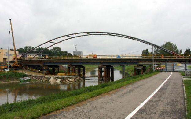 Most Narutowicza nabiera kształtów - Aktualności Rzeszów