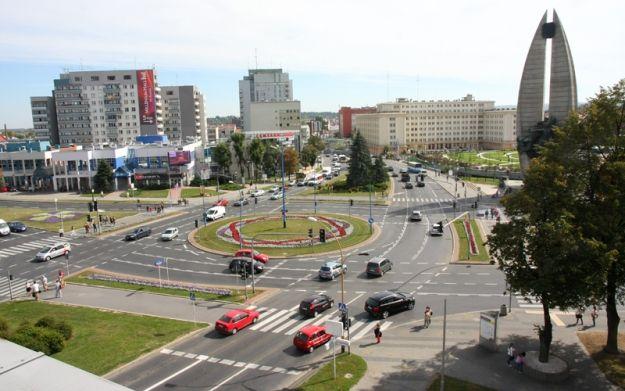 Rondo Dmowskiego do przebudowy - Aktualności Rzeszów