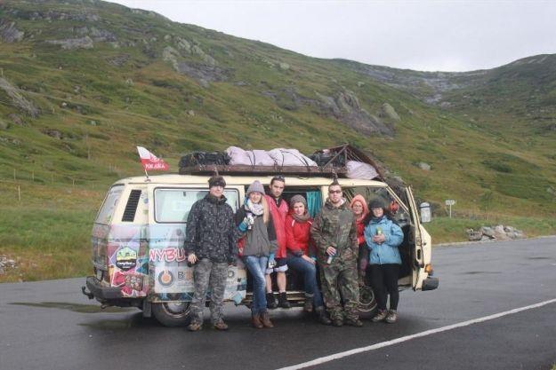 25-letni bus, 6 państw, 8 osób, 27 napraw, 36 dni, 10 000 km...  - Aktualności Rzeszów