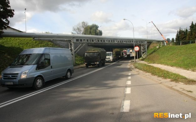 Wkrótce zburzą wiadukt w ciągu ul. Warszawskiej - Aktualności Rzeszów